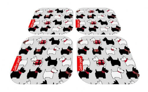 Selina-Jayne Scotty Dogs Limited Edition Designer Coaster Gift Set